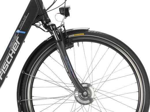 e bike mit trittantrieb fischer fahrrad ecu1401 anthrazit. Black Bedroom Furniture Sets. Home Design Ideas