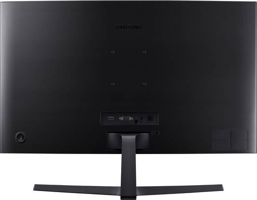 Samsung Sync Master C27F396F LED-Monitor 68.6 cm (27 Zoll) EEK A (A+ - F) 1920 x 1080 Pixel Full HD 4 ms HDMI™, VGA VA L