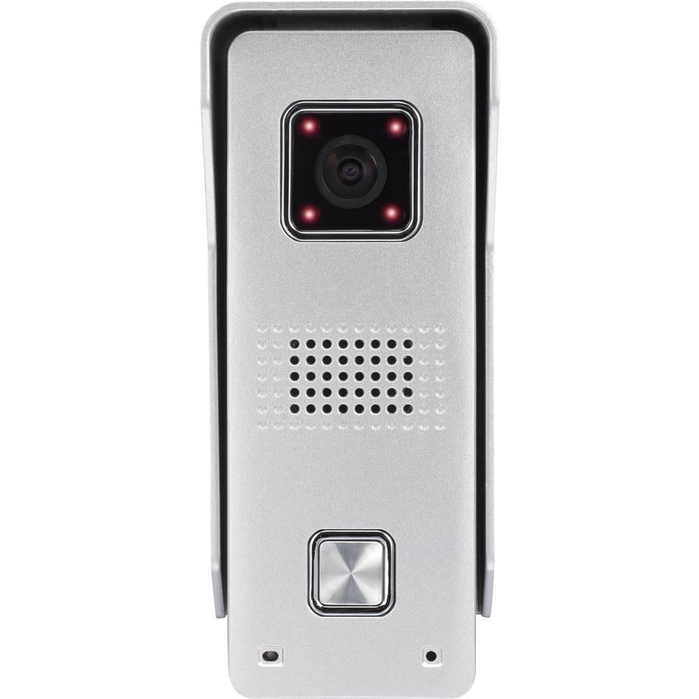 IP video door intercom WLAN/Wi-Fi, LAN, Corded, Wireless Outdoor ...