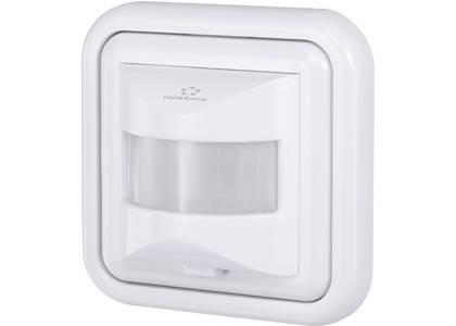 Flush-mounted PIR motion detector