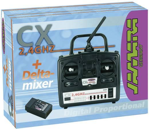 Jamara CX Fernsteuerung 2,4 GHz Anzahl Kanäle: 4