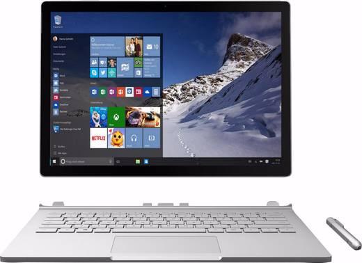 Microsoft Surface Book Windows®-Tablet / 2-in-1 34.3 cm (13.5 Zoll) Intel Core i5 2.4 GHz 256 GB SSD 8 GB DDR3-RAM Windo