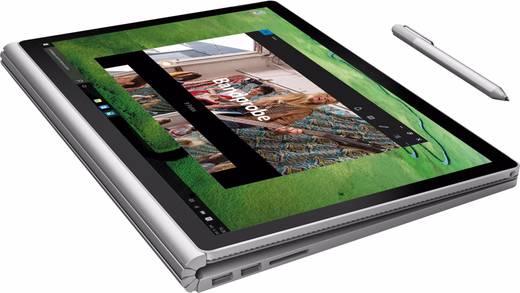Microsoft Surface Book Windows®-Tablet / 2-in-1 34.3 cm (13.5 Zoll) Intel Core i7 2.6 GHz 512 GB SSD 16 GB DDR3-RAM Wind