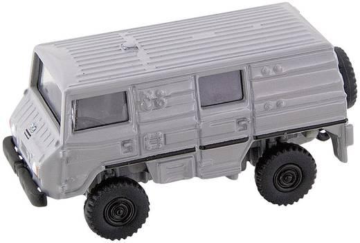Puch Modellauto Pinzgauer Kasten Grau