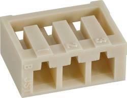 Boîtier pour contacts femelles série SCN femelle, droit 12 pôles JST 12P-SCN Pas: 2.50 mm 1 pc(s)