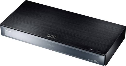 UHD Blu-ray-Player Panasonic DMP-UB900EGK WLAN, 4K Upscaling Schwarz