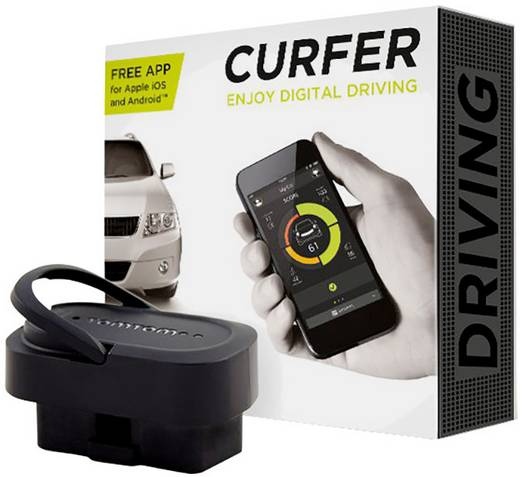 fahranalyser obd dongle curfer link 100 tomtom. Black Bedroom Furniture Sets. Home Design Ideas