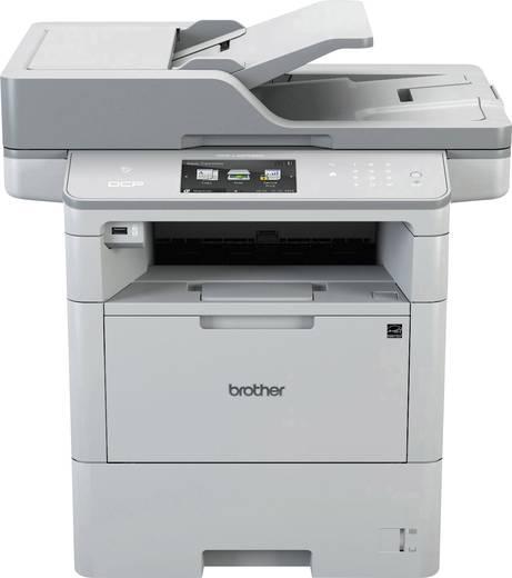 brother dcp l6600dw monolaser multifunktionsdrucker a4 drucker scanner kopierer lan wlan. Black Bedroom Furniture Sets. Home Design Ideas