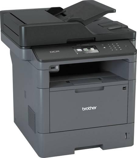 brother dcp l5500dn monolaser multifunktionsdrucker a4 drucker scanner kopierer lan duplex. Black Bedroom Furniture Sets. Home Design Ideas