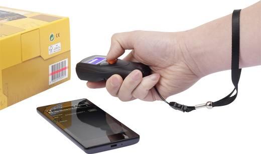 Riotec Wireless Pocket Scan iDC9602A Barcode-Scanner Bluetooth® 1D Laser Schwarz Hand-Scanner Bluetooth®