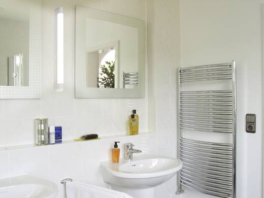 unterbauleuchte leuchtstofflampe g13 15 w neutral wei paulmann slimline silber kaufen. Black Bedroom Furniture Sets. Home Design Ideas