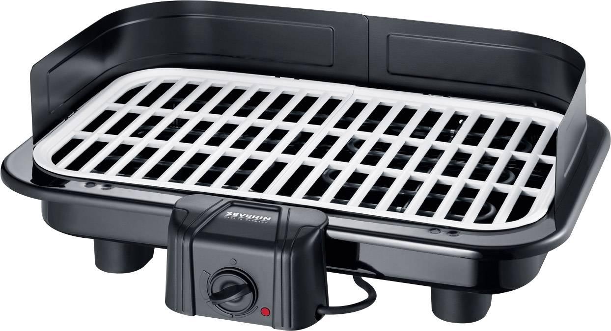 Severin Elektrogrill Zubehör : Severin pg tisch elektro grill mit windschutz schwarz kaufen