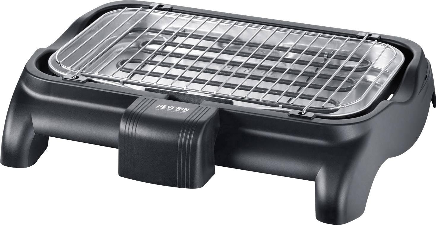 Severin Pg 9320 Barbecue Elektrogrill : Severin pg tisch elektro grill schwarz