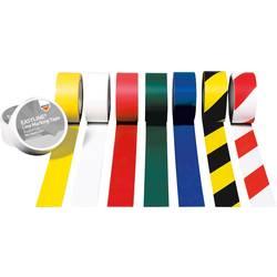 Značiace páska Rocol RS56005 RS56005, (d x š) 33 m x 50 mm, kaučuk, čierna, žltá, 1 ks