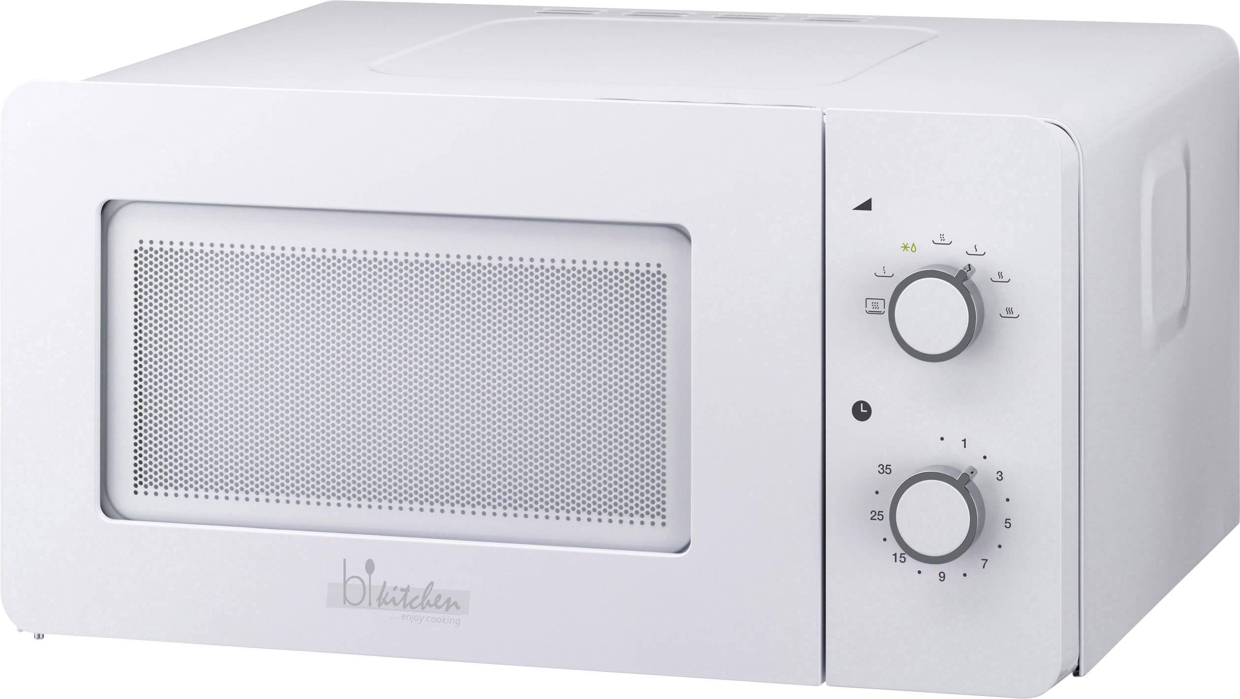 Clatronic MWG 792 Mikrowelle Weiß 700 W Grillfunktion kaufen