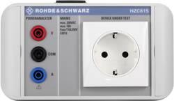 Napájecí adaptér Rohde & Schwarz HZC815-EU pro přístroj na měření výkonu R&S® HMC8015, evropská zástrčka, 3593.8852.02