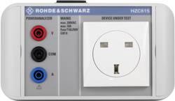 Napájecí adaptér Rohde & Schwarz HZC815-GB pro přístroj na měření výkonu R&S® HMC8015, britská zástrčka, 3622.2246.02