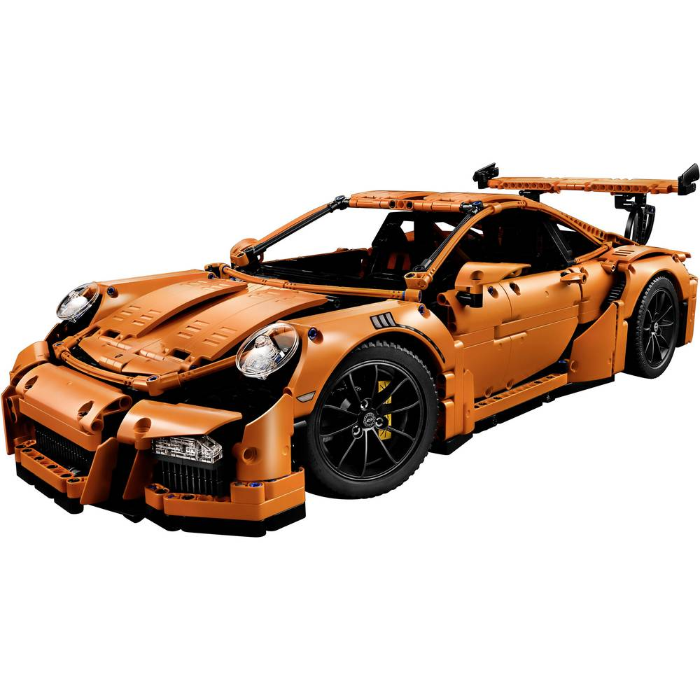 lego technic 42056 porsche 911 gt3 rs im conrad online. Black Bedroom Furniture Sets. Home Design Ideas