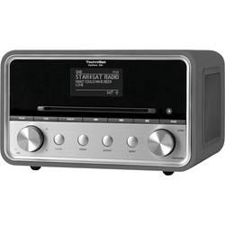 DAB+, FM a internetové rádio TechniSat Multiroom, Spotify antracitová - Technisat Digit 580 - Technisat Digit 580