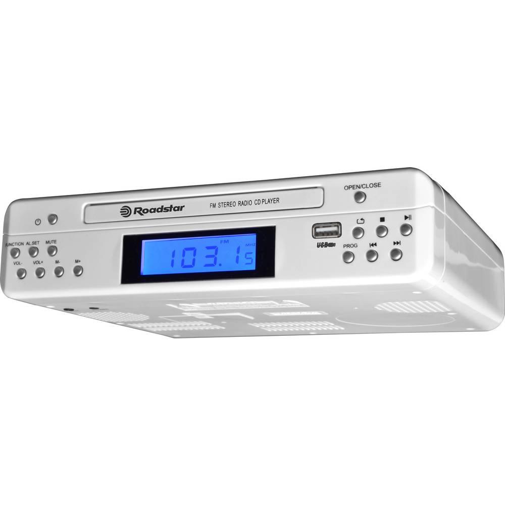 N/A, Kitchen radio, Radio base component, FM, White, Kitchen radio ...