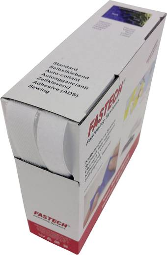 klettband zum aufn hen haftteil l x b 10 m x 20 mm wei fastech b20 mix000010 10 m kaufen. Black Bedroom Furniture Sets. Home Design Ideas