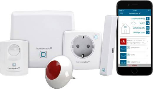 Homematic IP Starterkit Sicherheit Plus HmIP-SK3