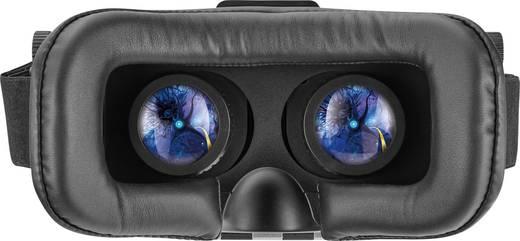 trust exos 3d schwarz virtual reality brille kaufen. Black Bedroom Furniture Sets. Home Design Ideas