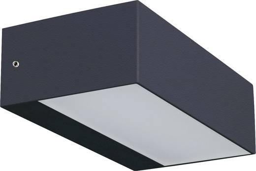 LED-Hausnummernleuchte 9 W Warm-Weiß Megatron Numero MT69002 Anthrazit
