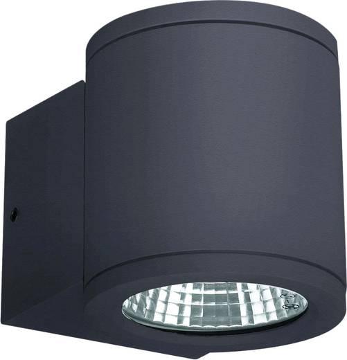 Megatron Cango MT69006 LED-Außenwandleuchte 6 W Warm-Weiß Anthrazit