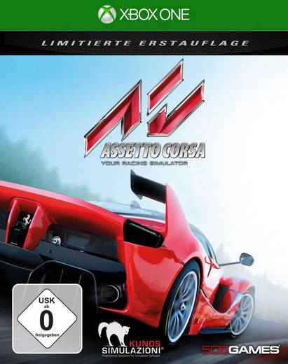 Assetto Corsa Xbox One USK: 0