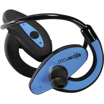boompods sportpods bluetooth sport kopfh rer in ear. Black Bedroom Furniture Sets. Home Design Ideas