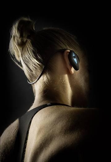 Boompods Sportpods Bluetooth® Sport Kopfhörer In Ear Headset, Schweißresistent, Wasserabweisend Blau