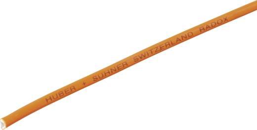Litze Radox® 155 1 x 0.25 mm² Orange Huber & Suhner 12508402 Meterware