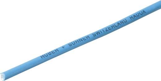 Litze Radox® 155 1 x 1 mm² Blau Huber & Suhner 12420037 Meterware