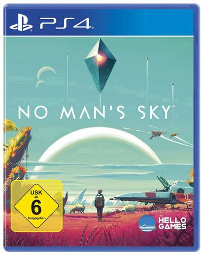 No Man's Sky PS4 USK: 6