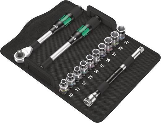 """Steckschlüsselsatz metrisch 1/2"""" (12.5 mm) 13teilig Wera 8006 SC 1 05004090001"""