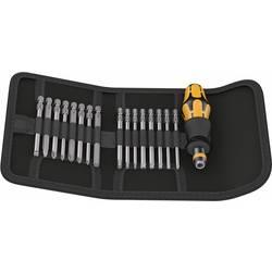 Bitový skrutkovač ESD Wera Kraftform Kompakt 60 ESD 05051043001