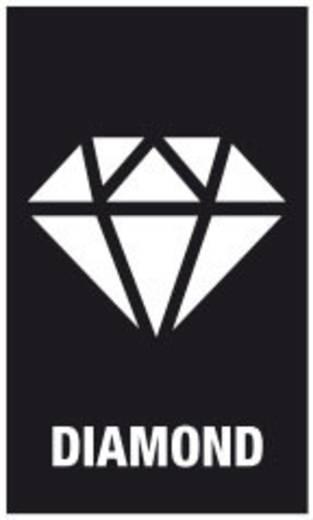 Bit-Set 12teilig Wera Bit-Check 12 Diamond 1 05057421001 Kreuzschlitz Pozidriv, Kreuzschlitz Phillips, Innen-TORX BiTors