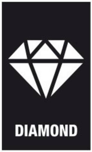 Bit-Set 6teilig Wera Bit-Check 6 PZ Diamond 1 05057402001 Kreuzschlitz Pozidriv BiTorsion