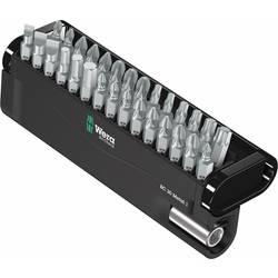 Sada bitov Wera Bit-Check 30 Metal 1 05057434001, 25 mm, nástrojová ocel, vysoko pevné, 30-dielna