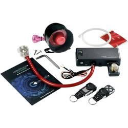 Alarm do auta Cadillock Alarm, vr. diaľkového ovládania, otrasový senzor, 12 V