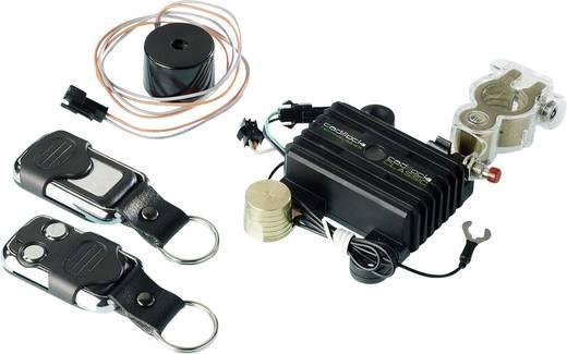 Batteriewächter Entladungsschutz, Speziell für Oldtimer, Inkl. Diebstahlsicherung 12 V Cadillock CL-C Classic