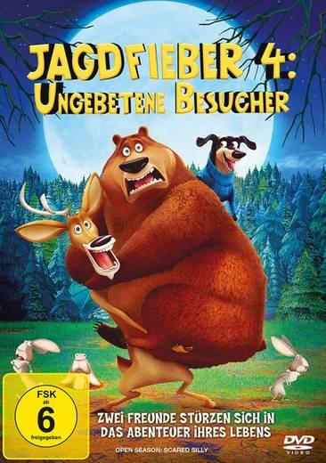 DVD Jagdfieber 4 Ungebetene Besucher FSK: 6
