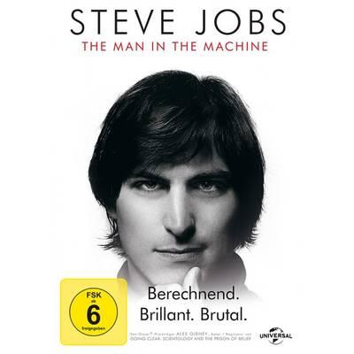 DVD Steve Jobs The Man in the Machine FSK: 6 Preisvergleich