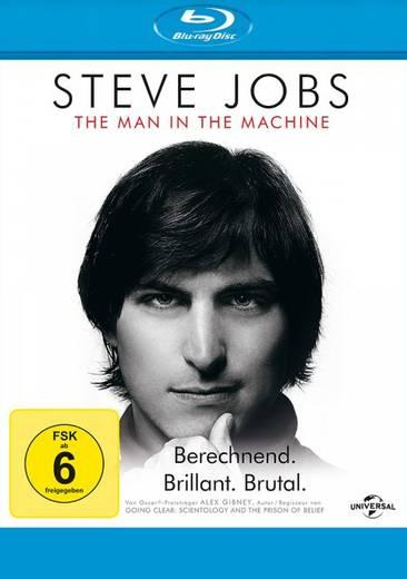 blu-ray Steve Jobs The Man in the Machine FSK: 6