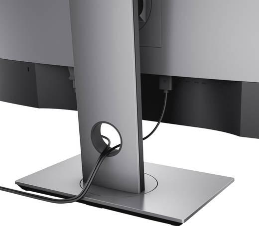 Dell UltraSharp U2717D LED-Monitor 68.6 cm (27 Zoll) EEK A 2560 x 1440 Pixel QHD 6 ms USB 3.0, HDMI™, DisplayPort, Mini