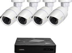 lan wlan ip berwachungskamera set mit 2 kameras 1280 x 720 pixel 1 tb abus tvvr36021. Black Bedroom Furniture Sets. Home Design Ideas