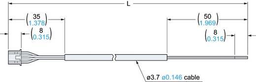 Anschlusskabel, Serie CN14 Panasonic CN14AC3 Ausführung (allgemein) Anschlusskabel