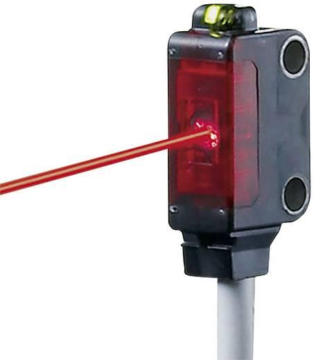 Laser-Reflexions-Lichttaster EX-L221-P Panasonic hellschaltend, dunkelschaltend, Umschalter (Hell-EIN/Dunkel-EIN) 12 - 24 V/DC 1 St.