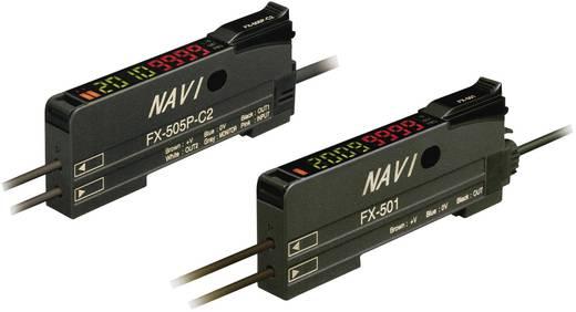Panasonic FX-501 Lichtwellenleiterverstärker hellschaltend, dunkelschaltend, Umschalter (Hell-EIN/Dunkel-EIN) 12 - 24 V